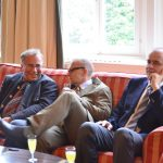 Dipl.-Ing. Klaus Perfall, DDr. Christian Schraml, Reg.rat Andreas Strohmayer