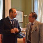 MMag. Wolfram Schrems, Mag. Dr. Jean-Jacques Chirikdjian