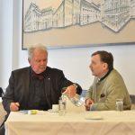 Kapitulare Architekt Gerhard Steffel, Dr. Johannes Heidler