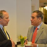 Dr. Wolfgang Hartner, Dr. Jean-Jacques Chirikdjian