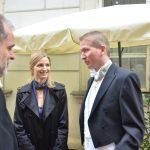 Andreas Strohmayer, Gabriele und Philipp Steffel, Peter Maria Kraus
