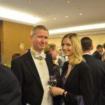 Ehepaar Philip und Gabriele Steffel
