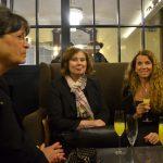 Christa Stratil-Sauer, Maria Strohmayer, Hanni Petrini