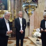 Zeremoniär Reichert, Gouverneur, Kanzler