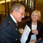 Dr. Dieter Schneeweiß und Frau Veronika Deglmann