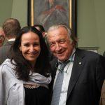 Rüdiger Petrini mit Tochter Mag. Ariane