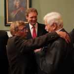 KR Mag. Peter Sobalik, Hieronymus Graf v. Dürckheim, Dr. Georg Hesz