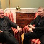 Arch. Dipl.-Ing. Gerhard Steffel mit Sohn Philip