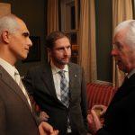 Michael Eder, Vizekanzler Kurt Igler, Alfred Graf v. Trauttmansdorff-Weinsberg