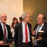 Dr. Michael Nebehay, Kanzler Graf Stolberg, Rüdiger Petrini