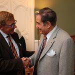 KR Mag. Peter Sobalik, Dr. Jean-Jacques Chirikdjian