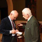 Dr. Michael Nebehay, Prof. Dr. Endre Bárdossy